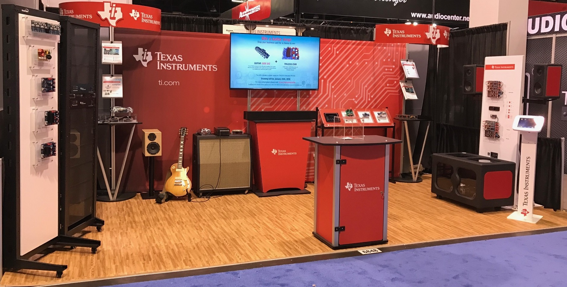 D Printing Exhibition Amp Conference : Professional audio equipment made the most noise at the namm