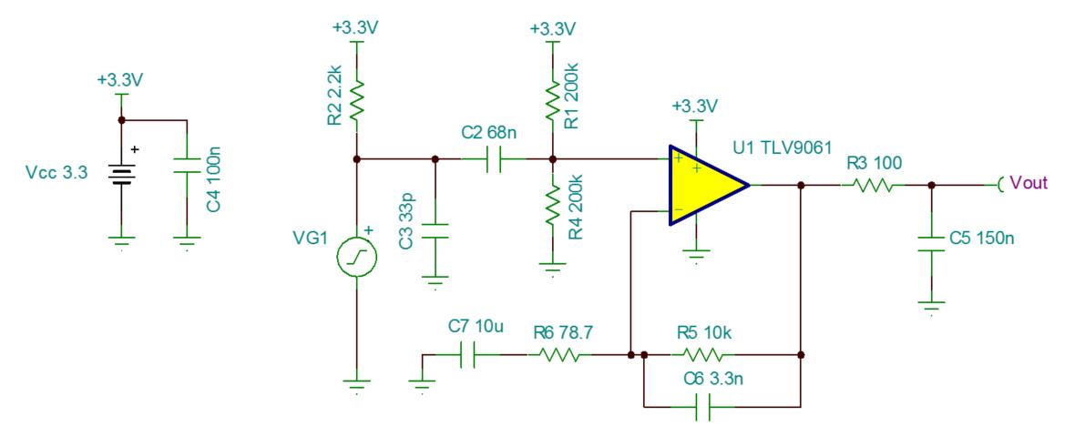 Tenet Technetronics Amplifier Circuit For Microphone