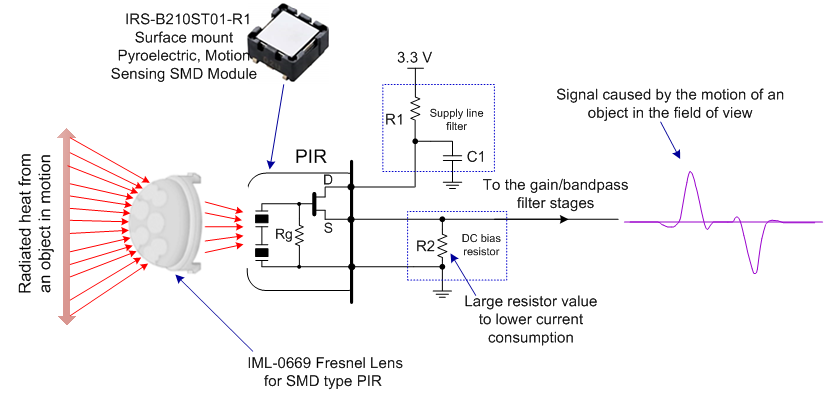 How To Bias Pir Sensors To Prolong Battery Life In