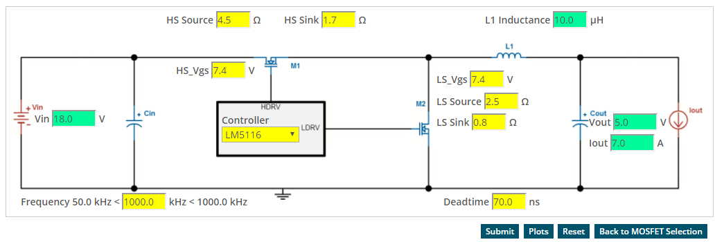 How to Select a MOSFET – Selection Tool - Power management