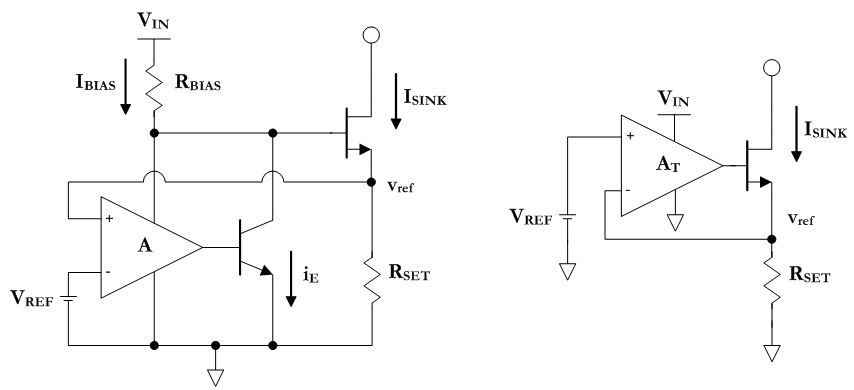 Understanding Voltage References Simple Current Sink Power House
