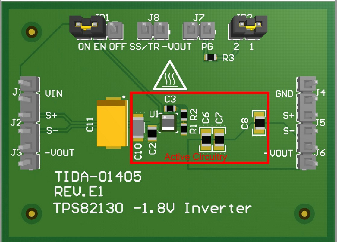 An Easy Power Module Reference Design For Rf Data Converter Negative Inverter Circuits Electronic Figure 2 2a Inverting Buck Boost Pcb Layout