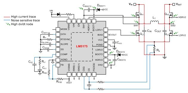 Four-switch buck-boost layout tip No. 1: identifying the critical ...