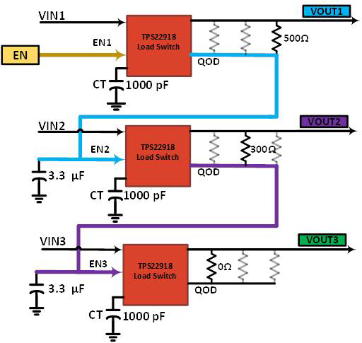 Power Load Can Be Controlled By A Low Power Signal Or A Tiny Switch