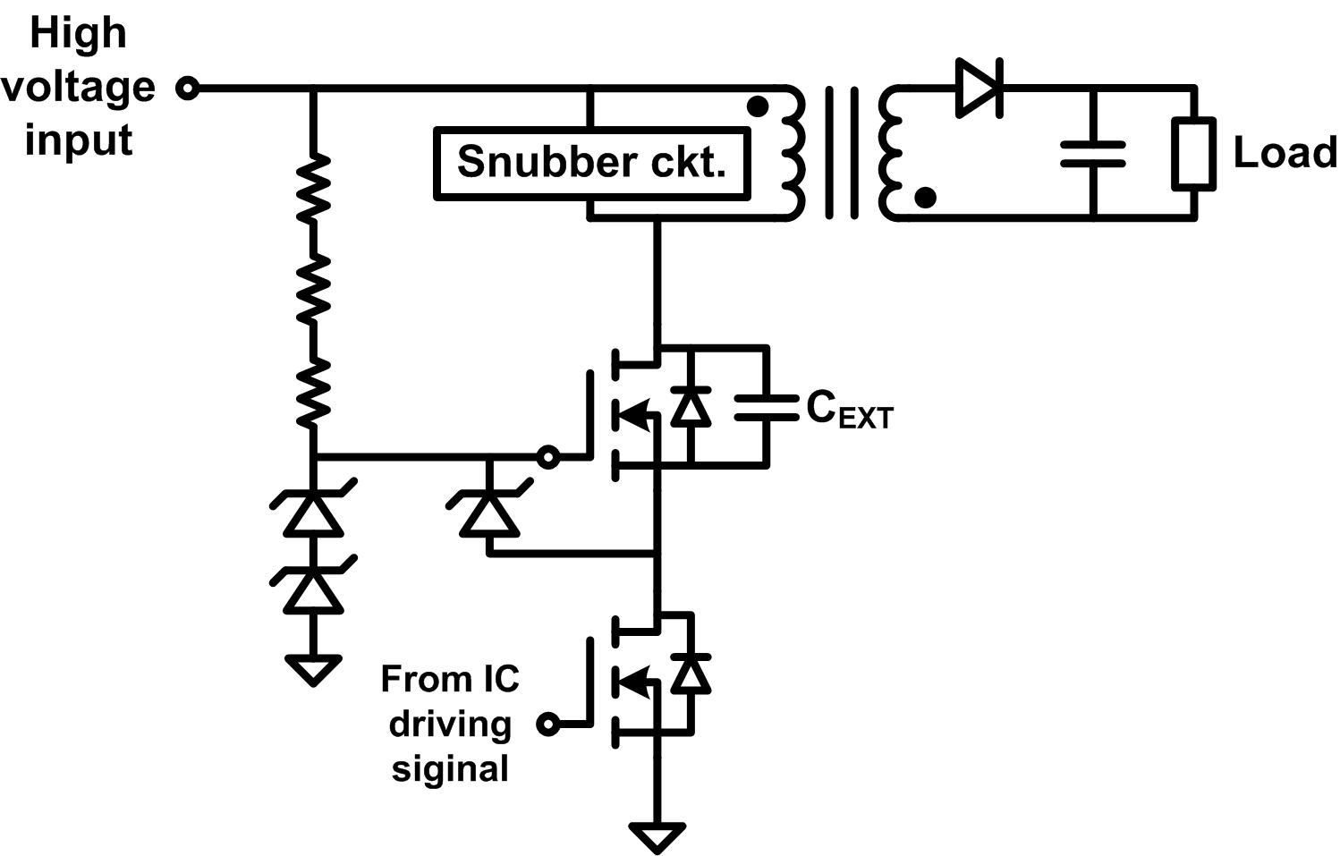 Power Tips Converter Topology Component Selections In High Mosfet Circuit Examples Input Voltage Applications House Blogs Ti E2e Community