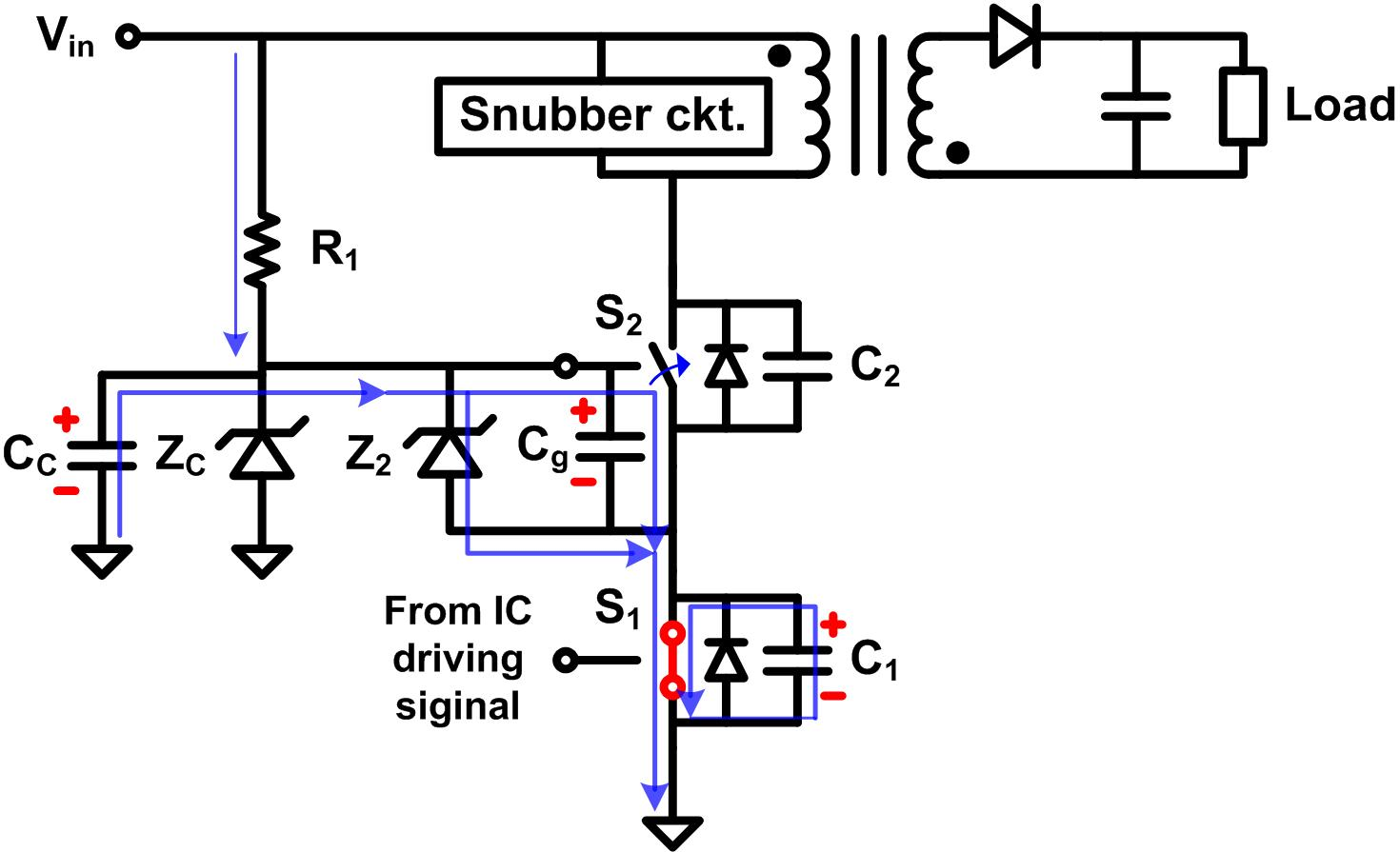 Power Tips Design Considerations Of High Voltage Converters In A How Can Protect Mosfet Switch Flyback As Cascode