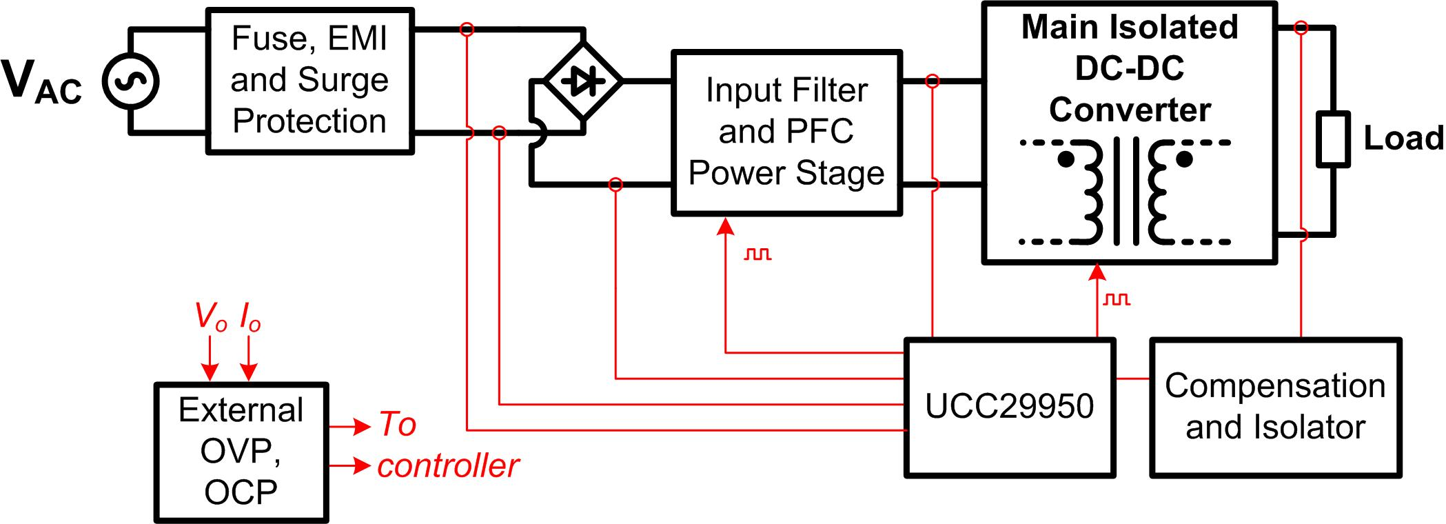 Block Diagram Dc Power Supply | Wiring Library