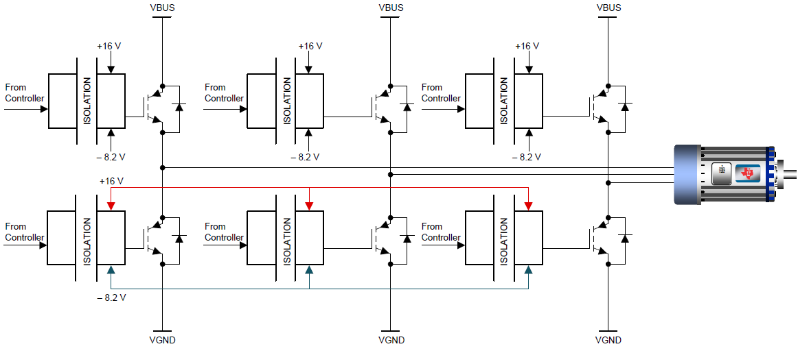 Is your IGBT gate-driver power supply optimized? � Part 2 - Motor ...