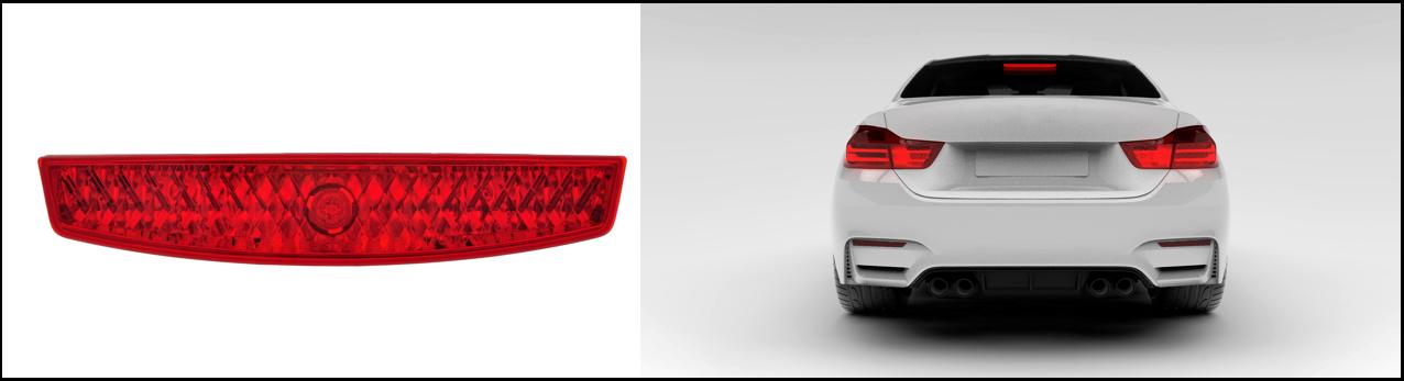 CHMSL: The third brake light - Automotive - Technical articles - TI