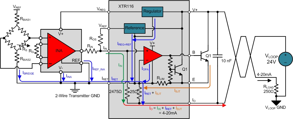 2-Wire 4-20 mA Sensor Transmitters: Understanding the 2-wire ...