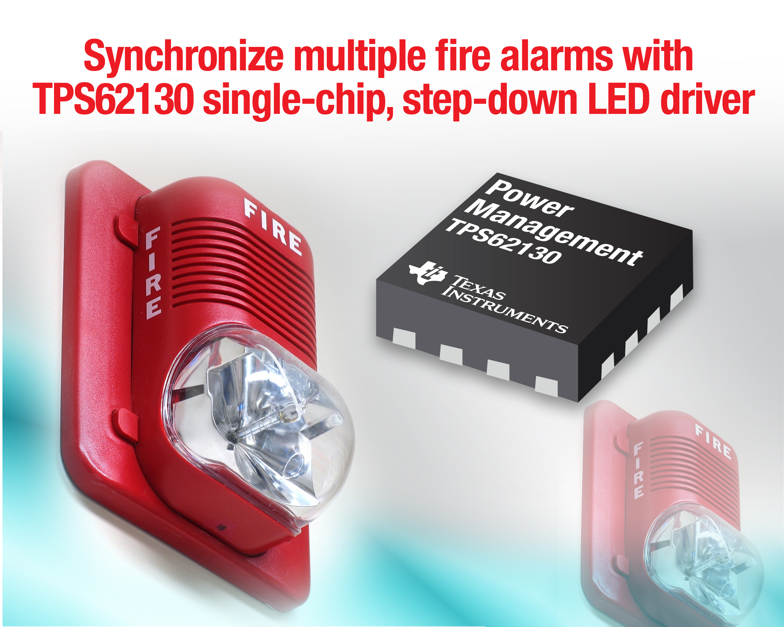simple synchronizable led strobe circuit for fire alarms fully. Black Bedroom Furniture Sets. Home Design Ideas