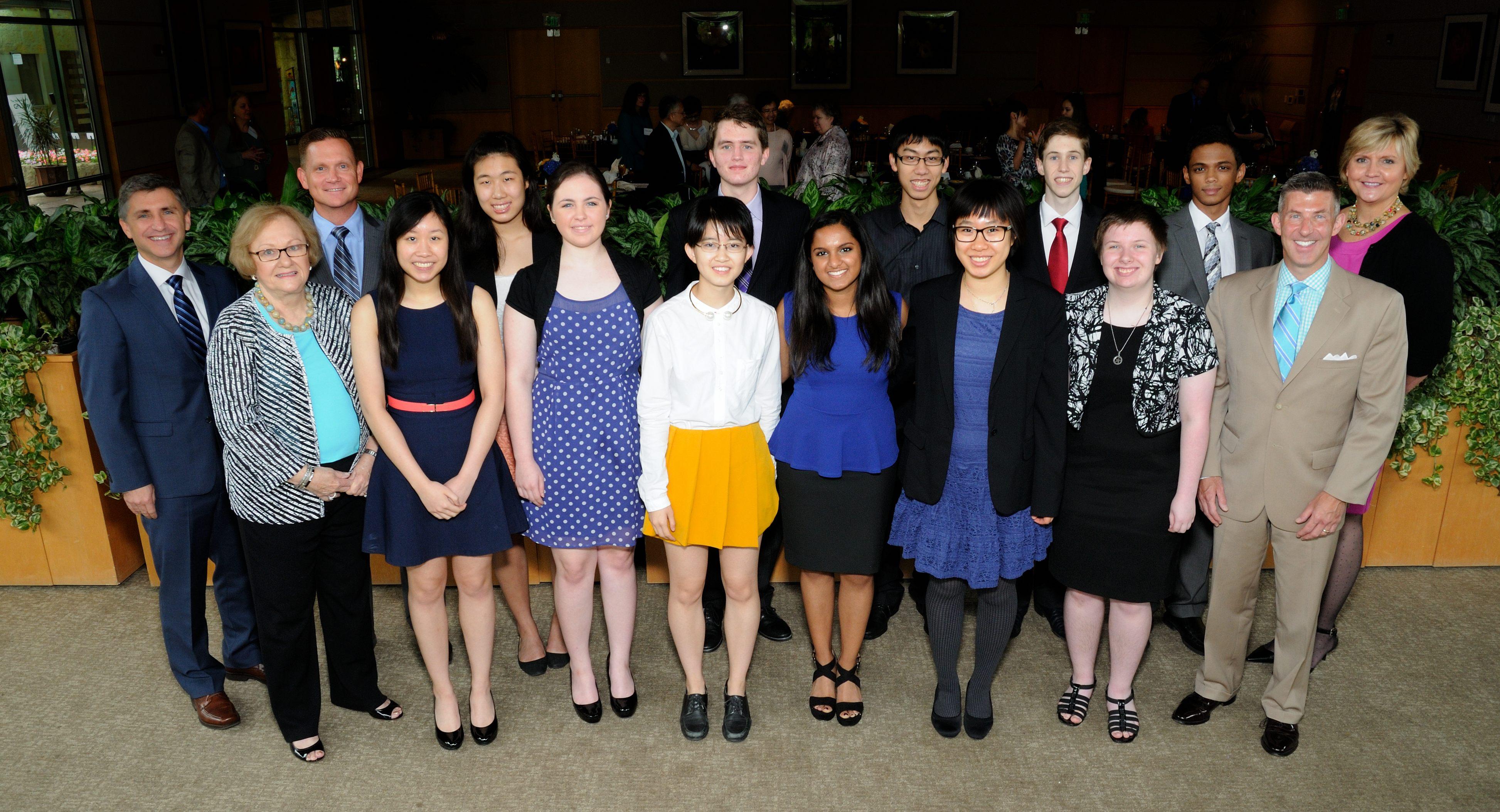 TI names 23 Junkins National Merit Scholarship® winners