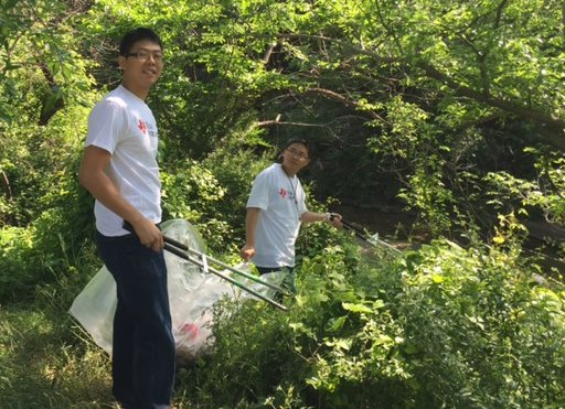 Planting Seeds For A Greener World Corporate Citizenship Blog
