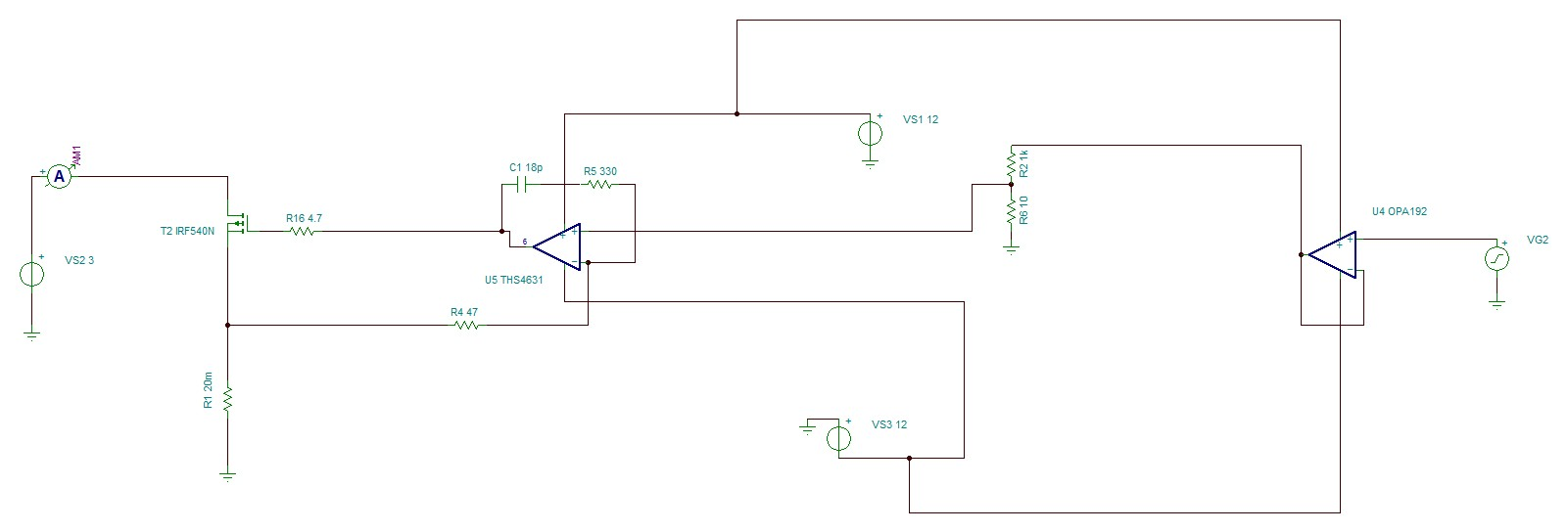 resolved  ths4631 output voltage phase reversal issue - high speed amplifiers forum