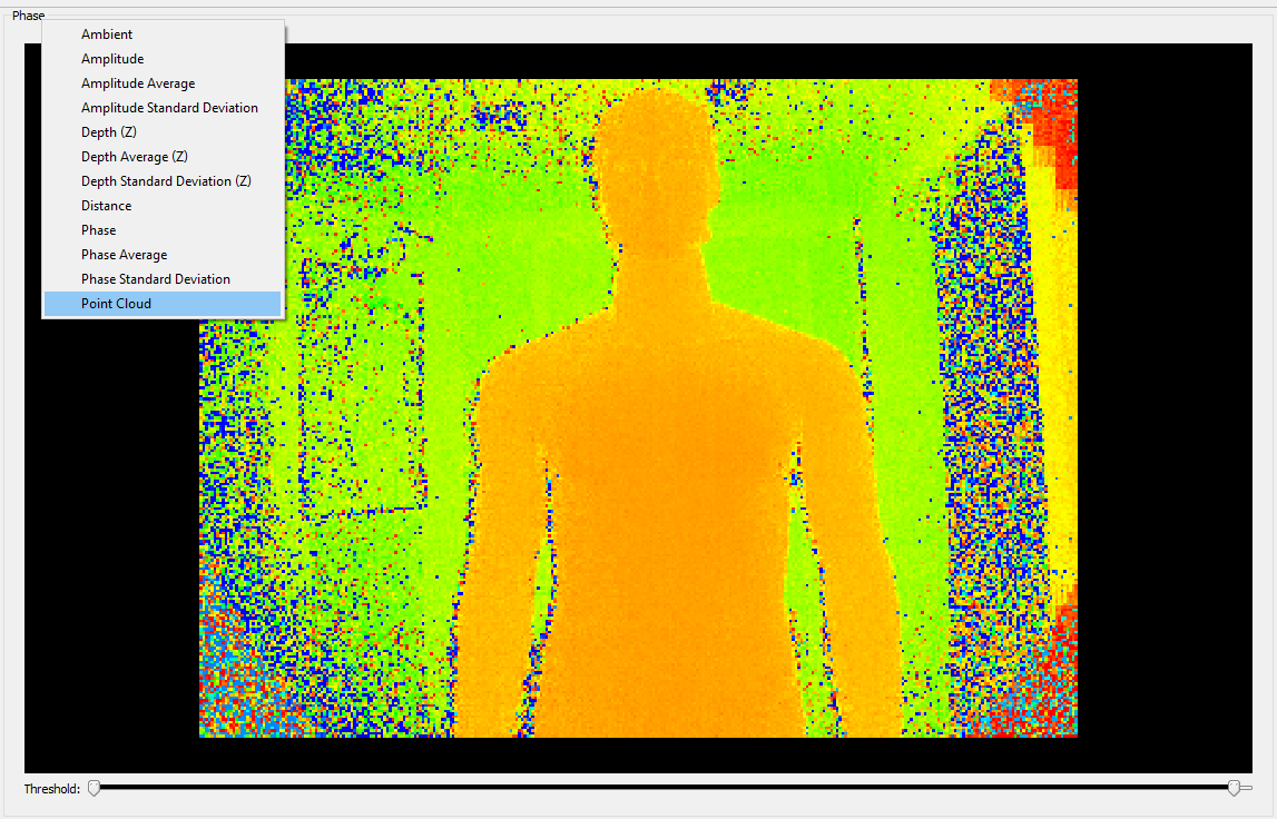 Voxel Viewer (OPT8241) - Exporting to Point Cloud - Sensors forum