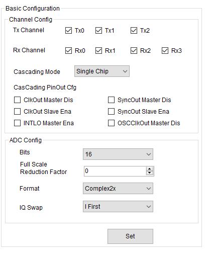 IWR1443: To get 3TX and 4RX config - Sensors forum - Sensors - TI