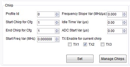 Resolved] IWR1443: radar angle estimation and transmit