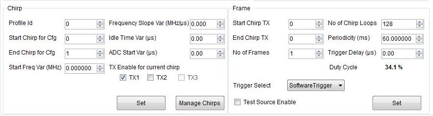 Resolved] IWR1443BOOST: TDM MIMO setting in Radar Studio - Sensors ...