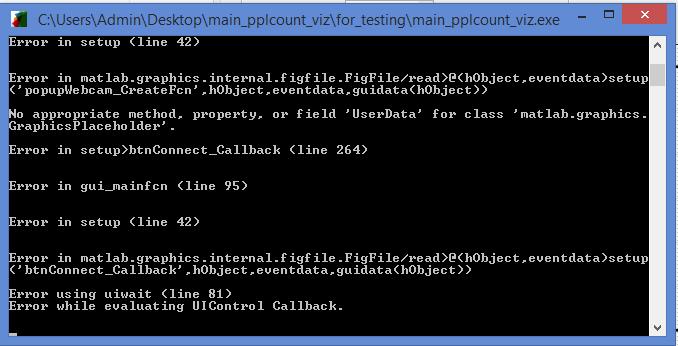 Resolved] IWR1642BOOST: Standalone application error - Sensors forum
