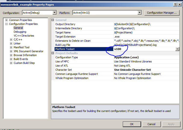 Resolved] AWR1243: DFP compiling problem on visual studio 2017
