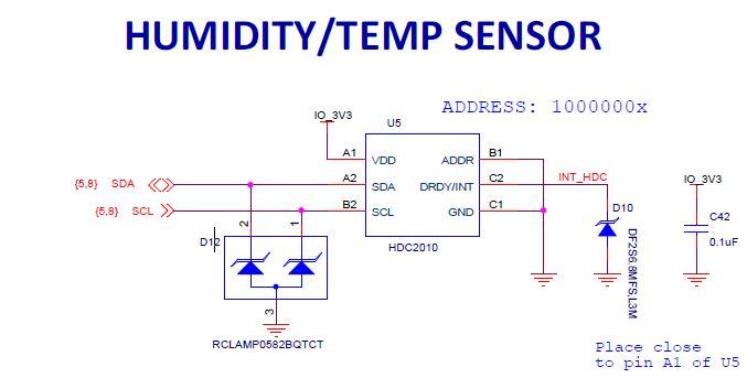 HDC2010: Reading data from HDC2010 - Sensors forum - Sensors - TI