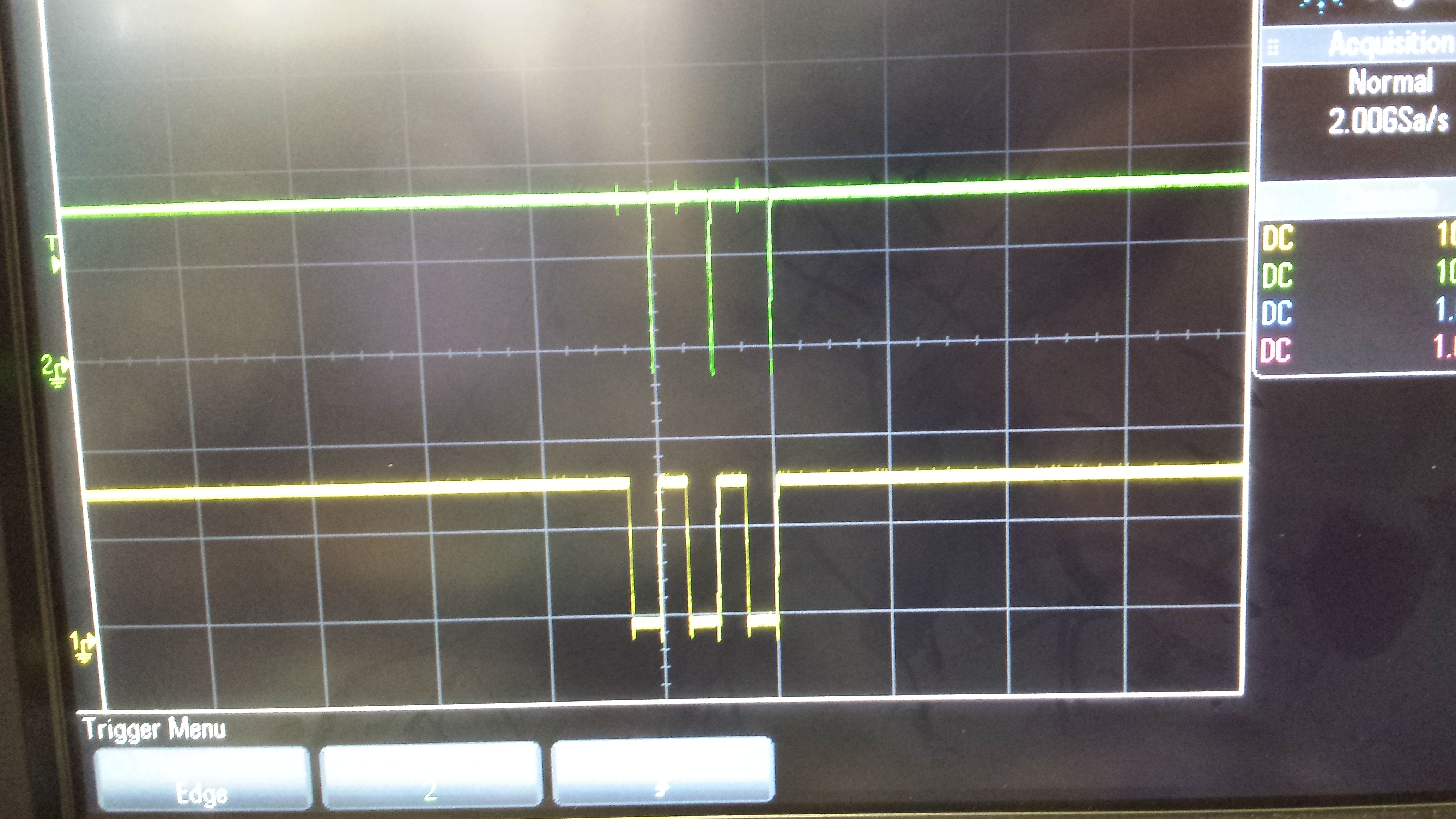 Resolved I2c Not Working While Basics Are Correct Interface Level Shifter Circuit Image Search Results With 25kohm Pull Ups On Both Side We Have The Following Up 33v And 25 27kohm 5v Looks Same