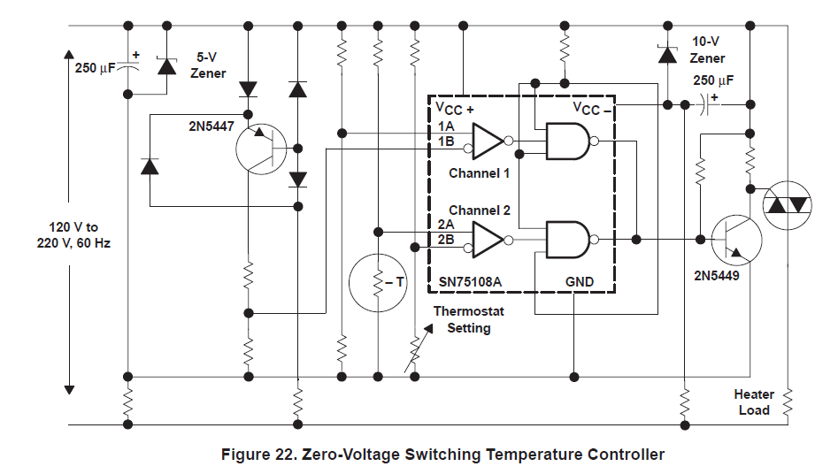Resolved] Help needed with SSR circuit - Interface forum