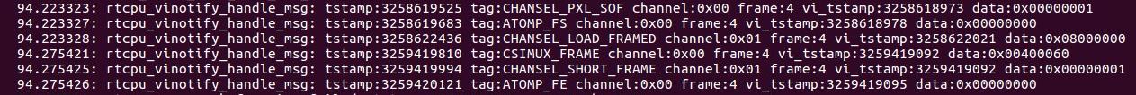 Resolved] Linux/DS90UB954-Q1: Short Frame Error with Custom V4l2