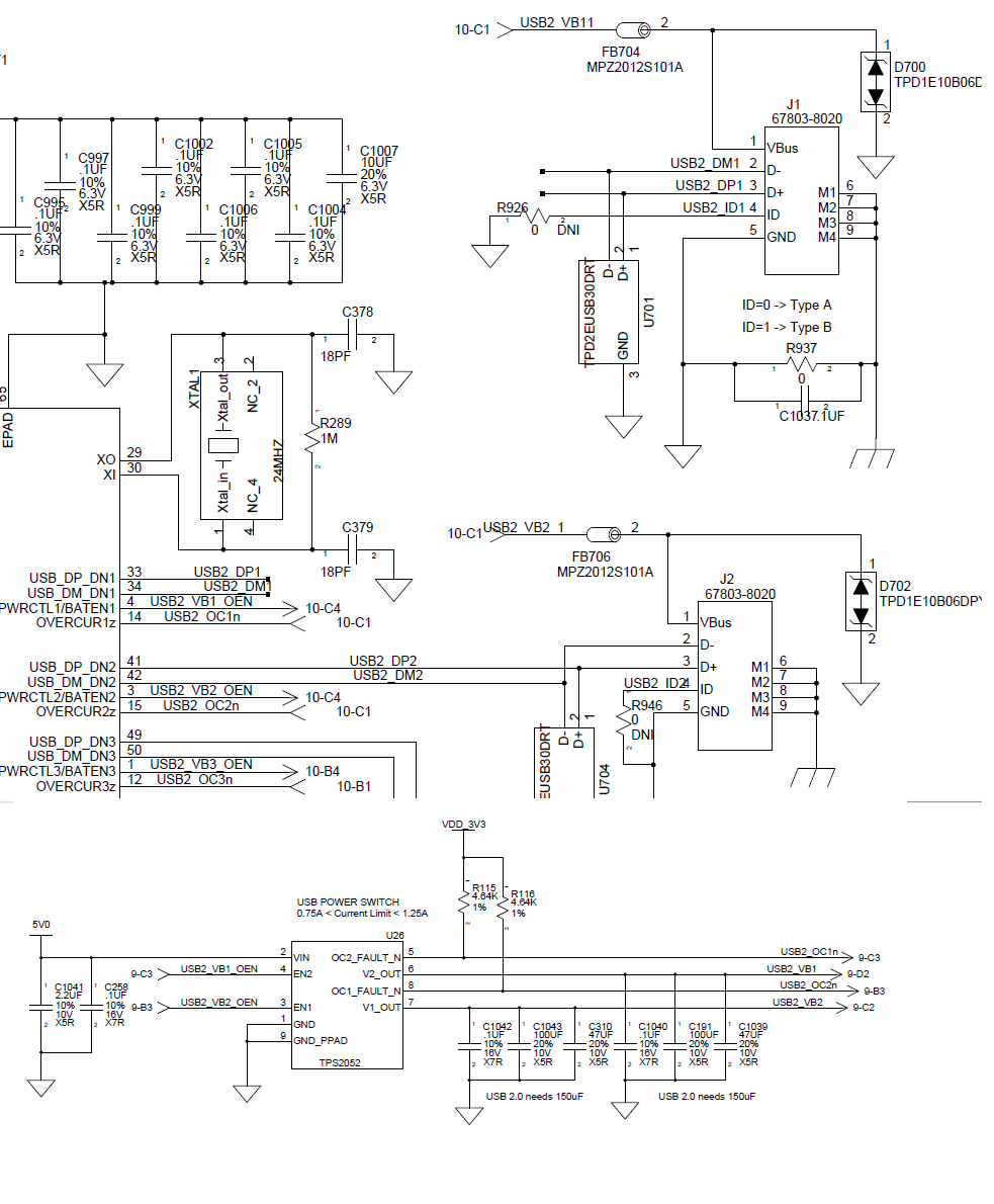 Tps2052b Sometimes Doesnt Seem To Switch On Interface Forum Usb Schematic Circuit Diagram