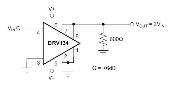drv135  audio line driver circuit review request  - amplifiers forum - amplifiers