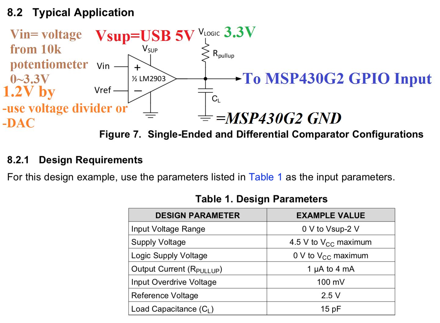 Resolved] LM358: Any alternative Op Amp for a comparator to
