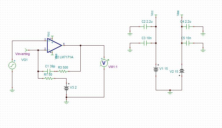 lm7171 testing - amplifiers forum - amplifiers