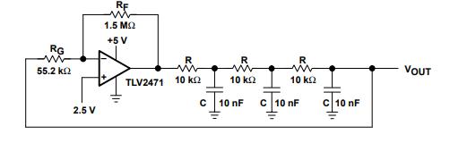 TLV2471A-Q1: Sine wave oscillator - Amplifiers forum - Amplifiers