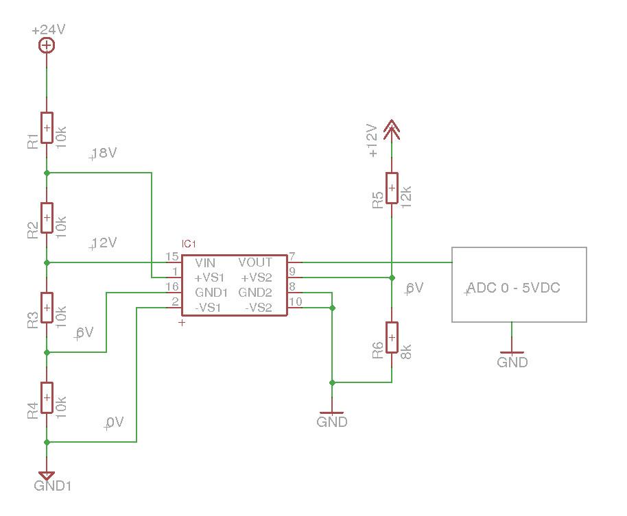 on dc voltage amp schematic diagram