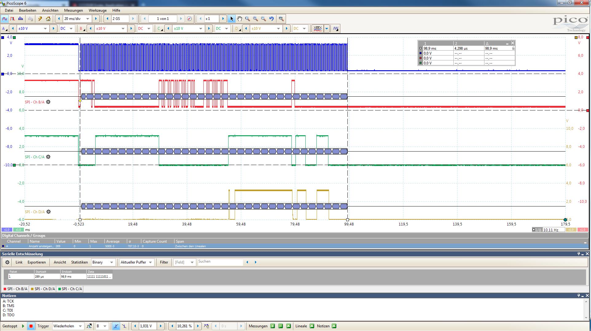 Resolved] LAUNCHXL-CC1352R1: JTAG needs more than 10 TCK ticks while