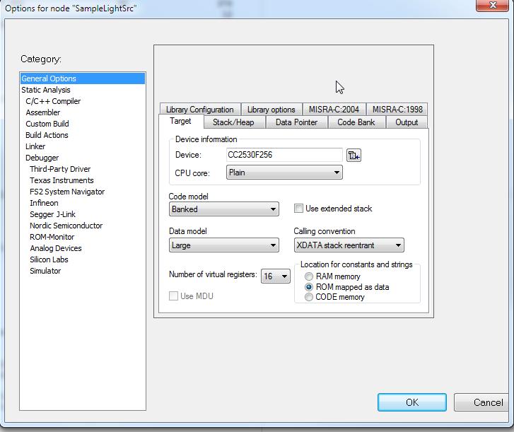 Resolved] CC2530: CC2530 Bootloader Configuration - Zigbee