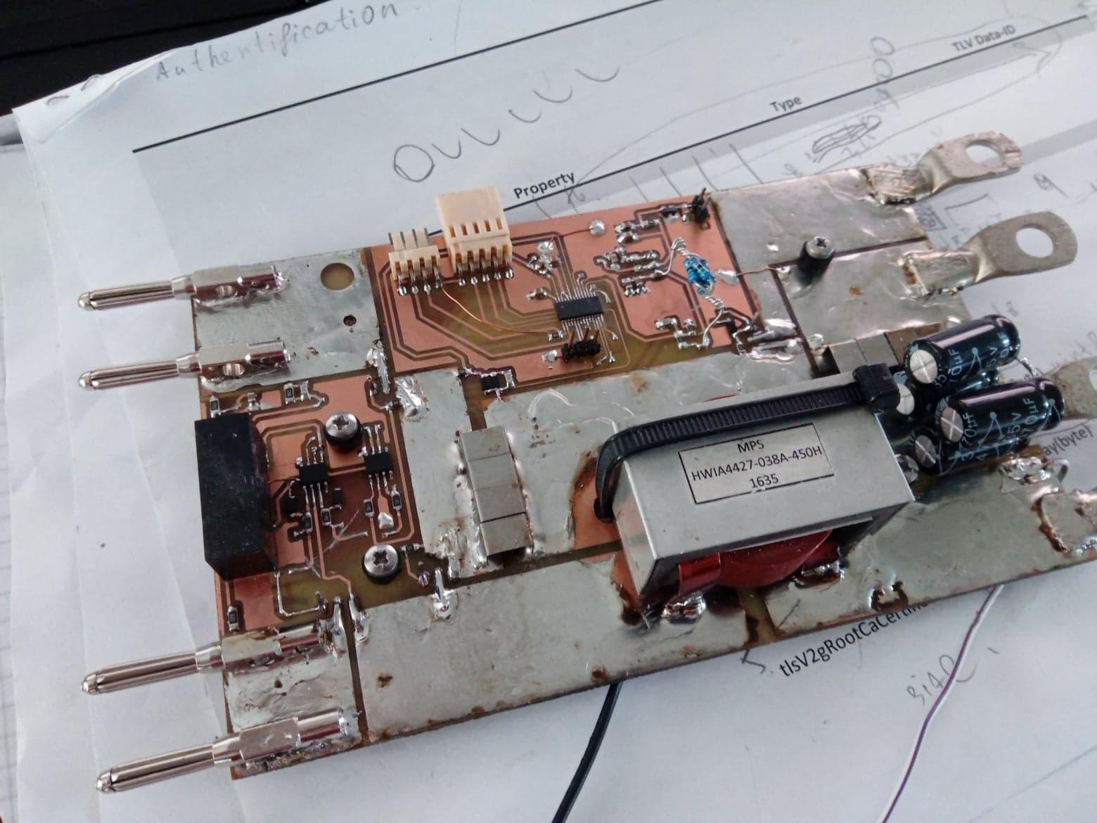 MSP430I2041: MPPT on msp430i - MSP low-power microcontroller