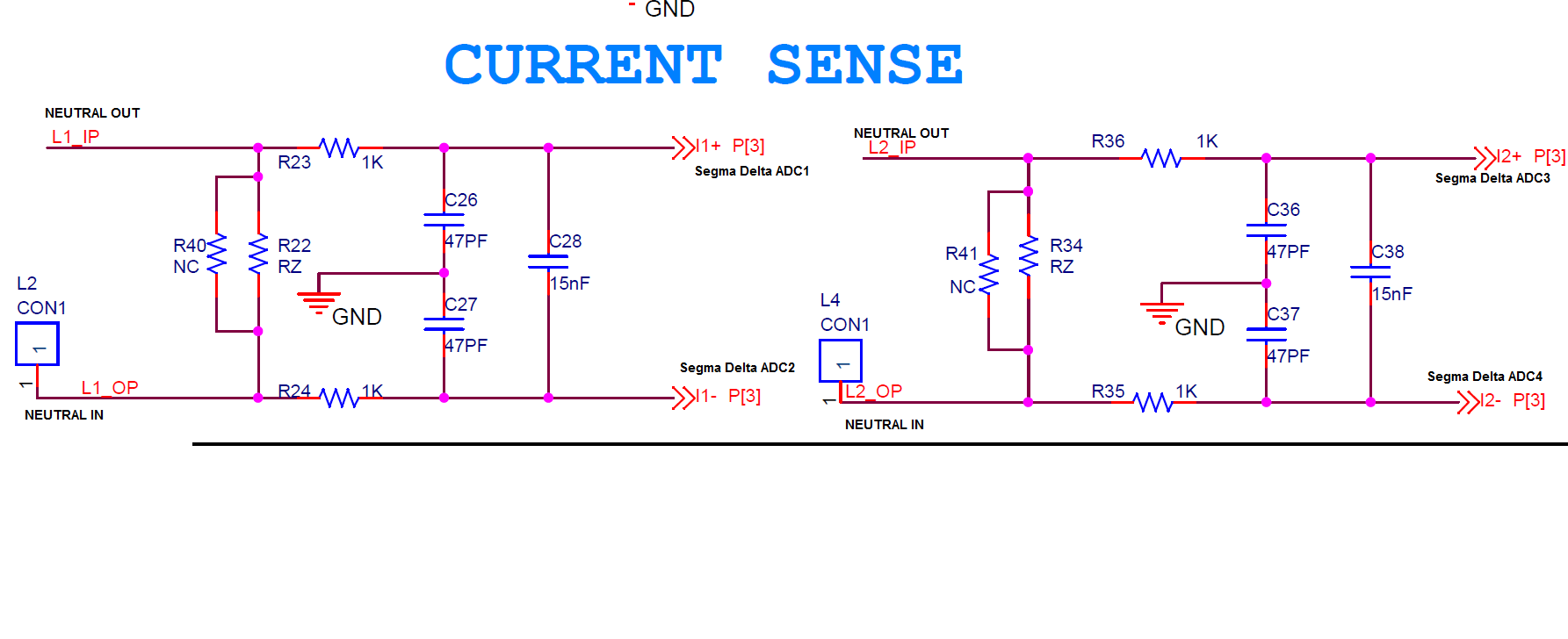 Need Suggestion For Mcu Selection Single Phase Ac Power Thread Induction Motor Wiring Help Needed Please Give Me When We Use One By Plug The Current Sense Function Working Proper But Whenever Both Simultaneous That Time