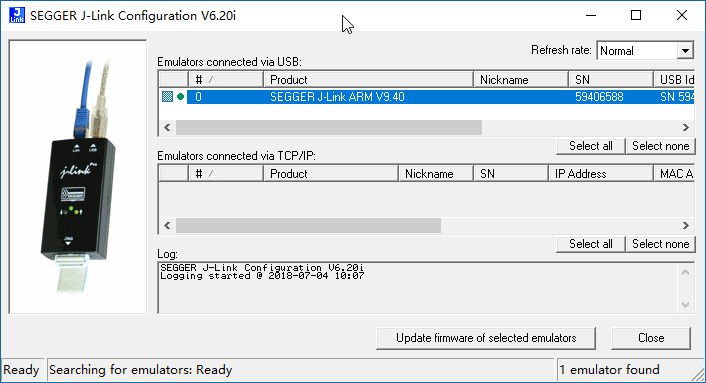 MSP432P401M: Jlink+ SWD to debug MSP432 - MSP low-power