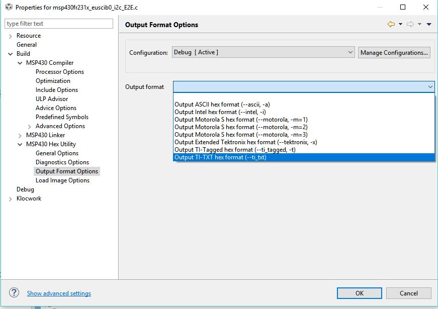 Resolved] MSP430FR5969: Custom I2C bootloader with dual