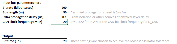 Resolved] CCS/TMS320F280049: CAN not working at High Baud Rate