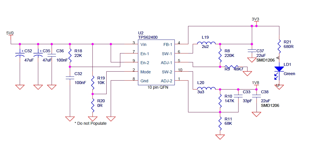 Resolved] TMS320F28335: Correct core voltage - datasheet vs. control
