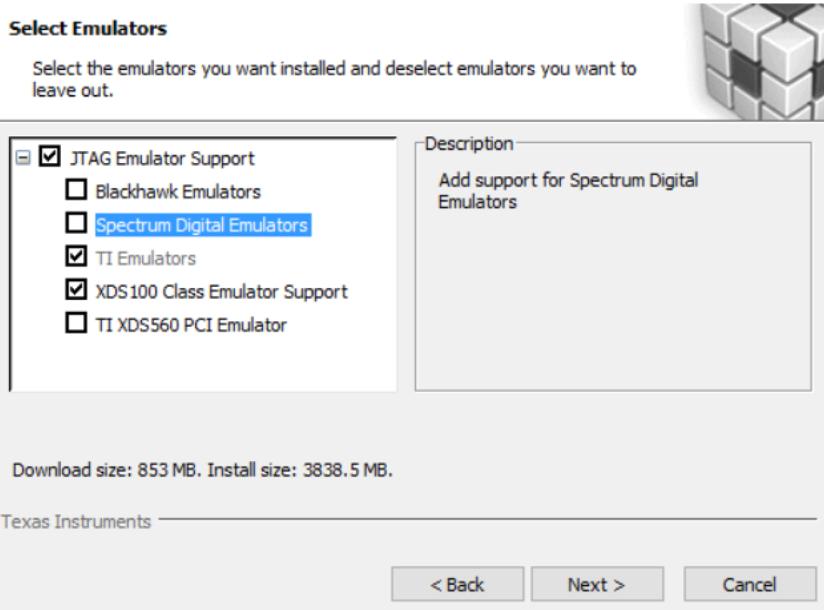 LAUNCHXL-F28069M: Error when deploying from Simulink to