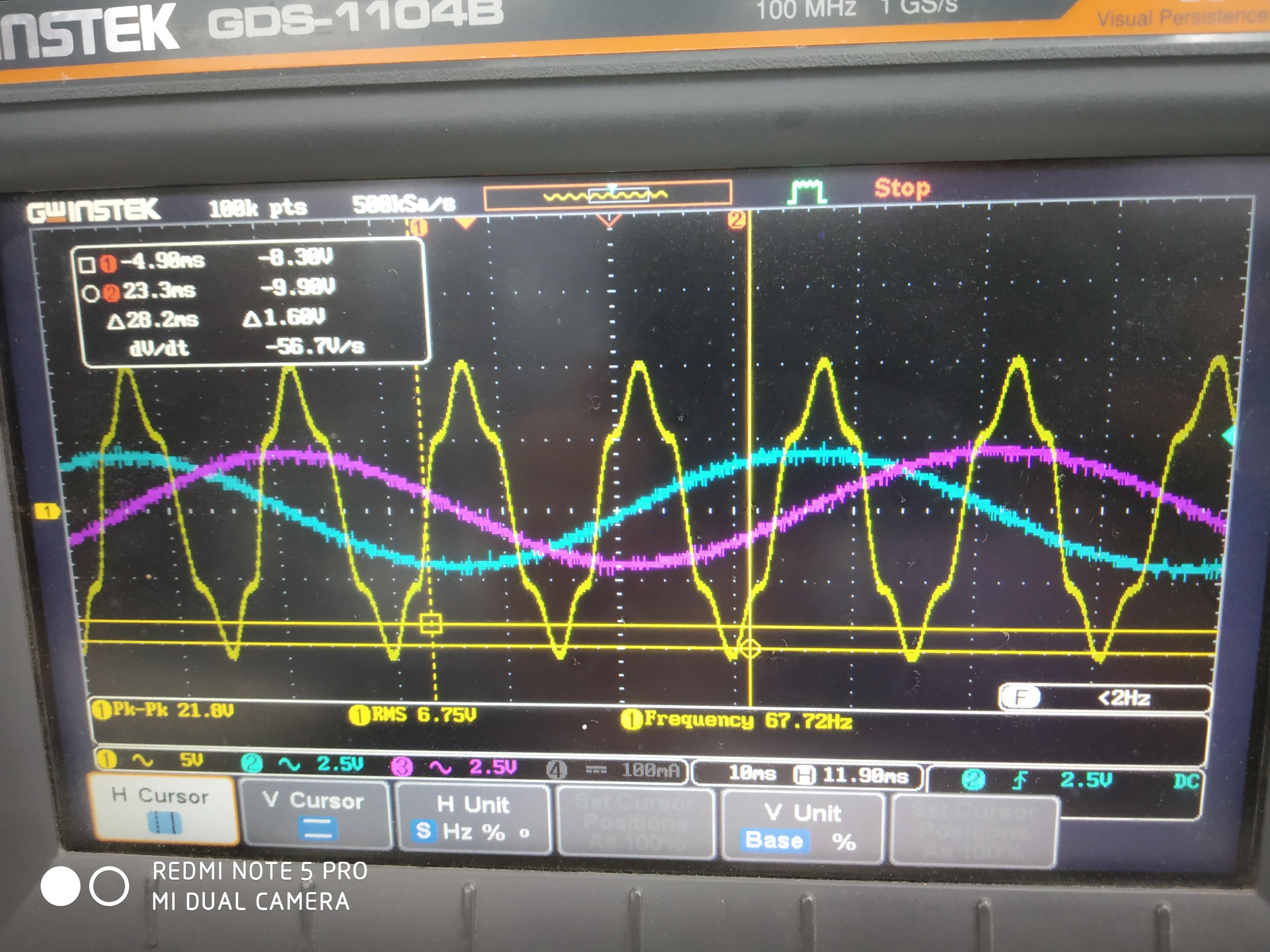 Resolved] Back Emf of BLDC motors (trapezoidal or sinusoidal