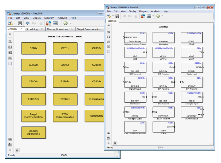 FAQ] Sticky: MathWorks Solutions for C2000 MCU's - C2000