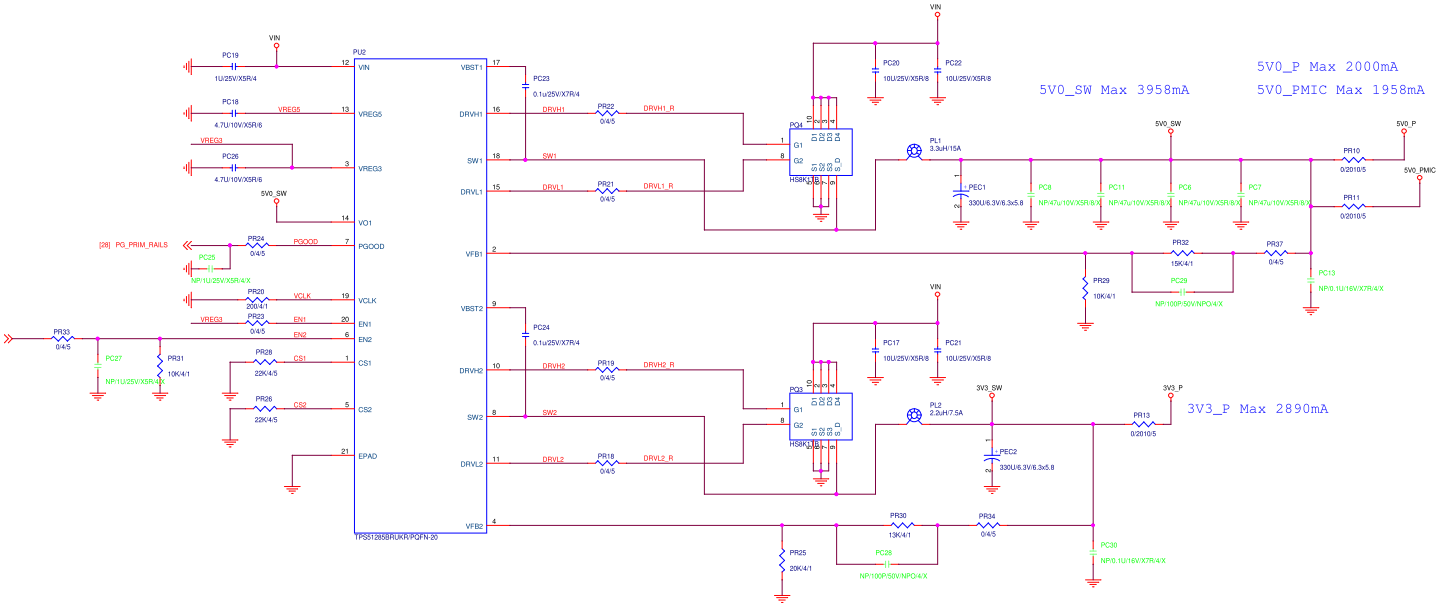 Resolved] TPS51285B: Inductor high frequency noise issue