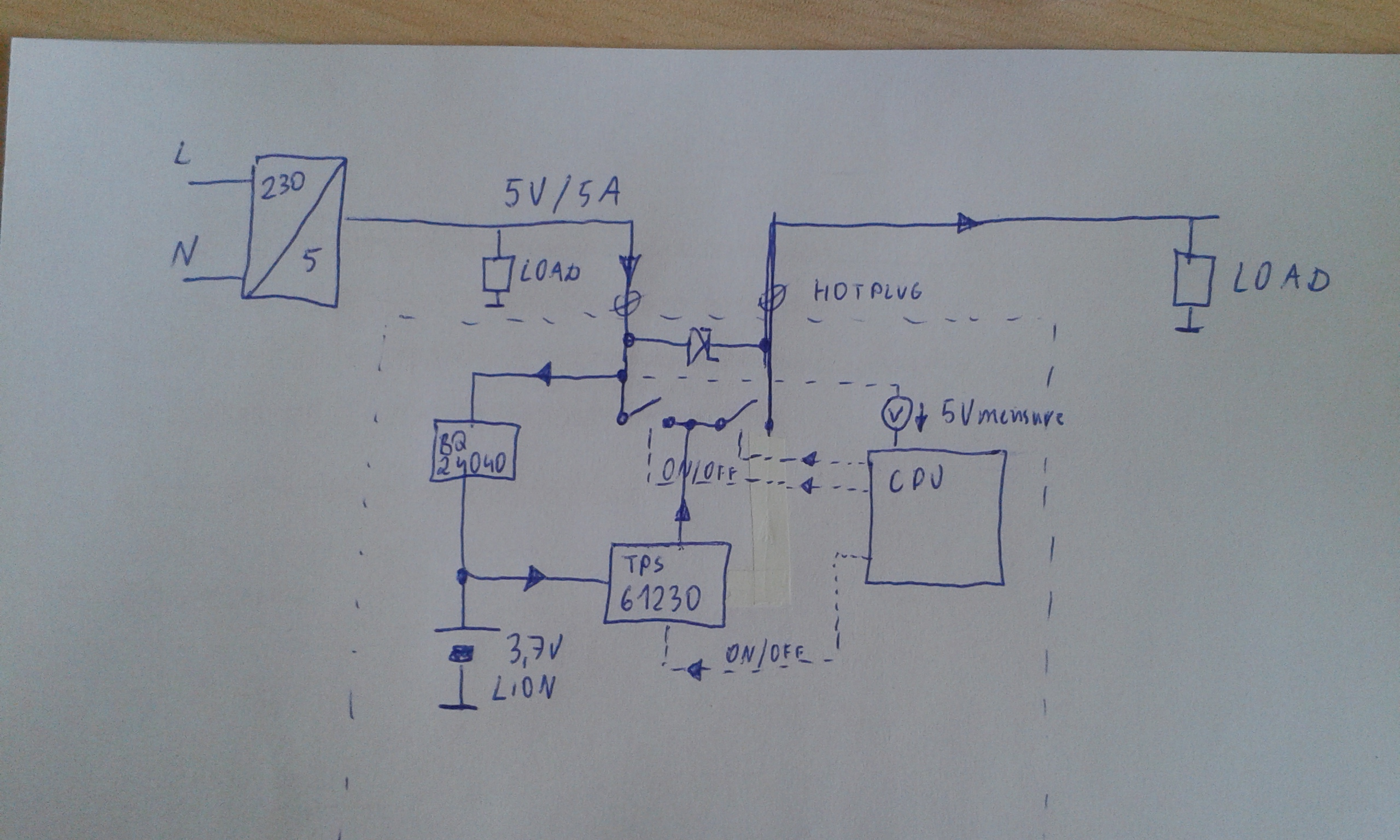 Tps6123x Burn Power Management Forum Ti E2e Supply Non Isolated Dc Vin Normally When Main 5v Is Ok 99999 Time Of Work Left And Right Switch Are In On State