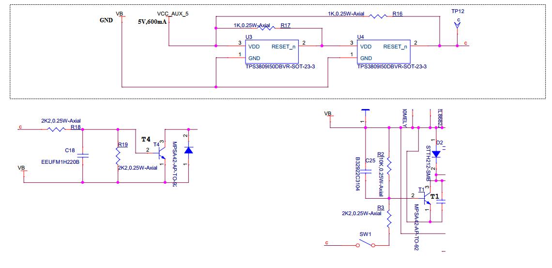 TPS3809I50DBVT IC Queries - Power management forum - Power