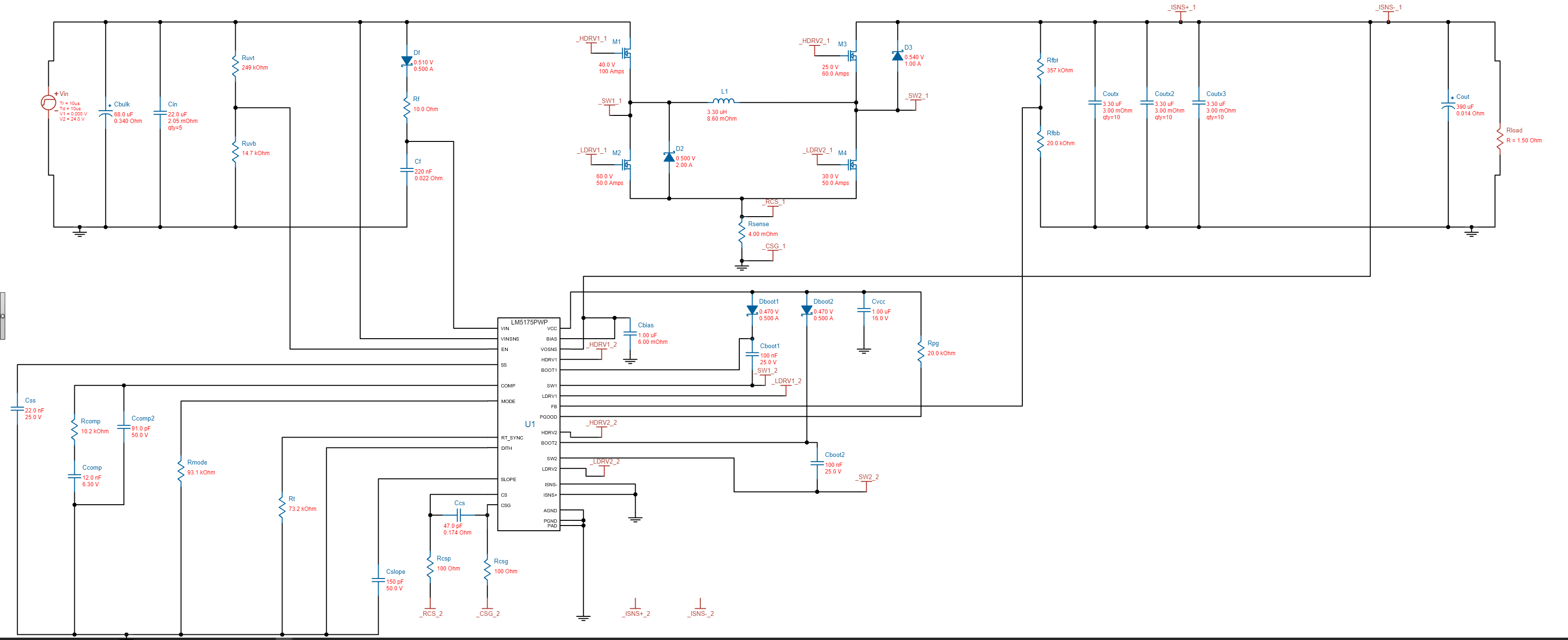 Help With SMPS Design and Troubleshooting - Power management