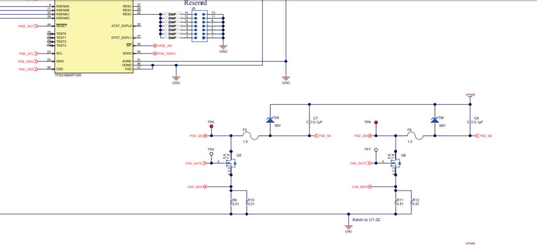 TPS23880: TPS23880 - Power management forum - Power management - TI
